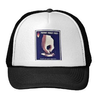 Prevent Forest Fires Trucker Hat