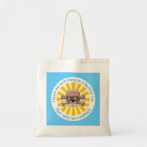 Prevent Skin Cancer Tote Bag