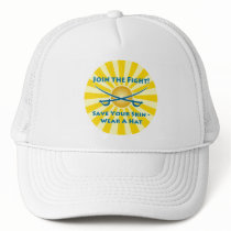 Prevent Skin Cancer Trucker Hat