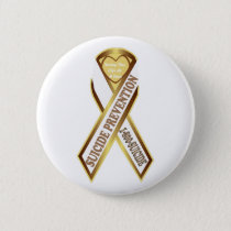 Prevent Suicide Pinback Button