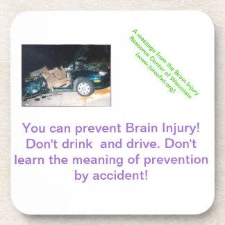 Prevention Coasters