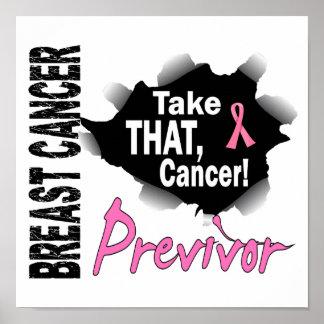 Previvor 7 Breast Cancer Posters