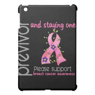 Previvor 9 Breast Cancer iPad Mini Cases