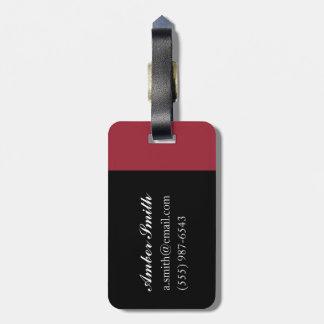 Prey 2012 luggage tag