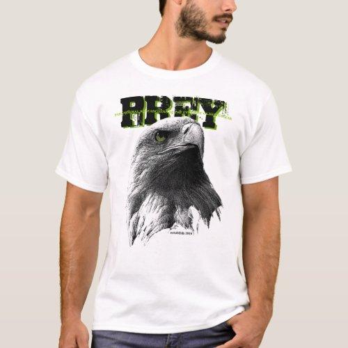 PREY establish 2010 shirt