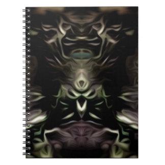 Prey Notebook