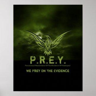 PREY Poster 1 print