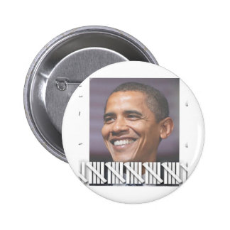 Prez by the numbers copy pinback button