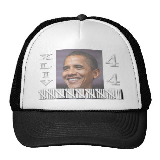 Prez by the numbers copy trucker hat