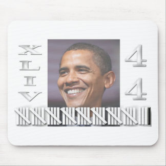 Prez by the numbers copy mousepad