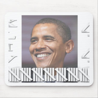 Prez by the numbers copy mousepads