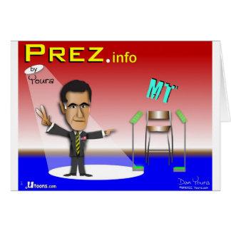 Prez.info Card
