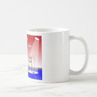 PREZ.info - Chairman vs Chair Coffee Mug