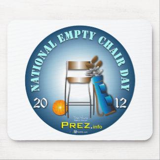 PREZ.info - Empty Chair 2 Mouse Pad