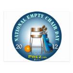 PREZ.info - Empty Chair 2 Postcard
