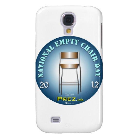 PREZ.info - Empty Chair 3 Samsung S4 Case