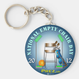 PREZ.info - Empty Chair Keychain