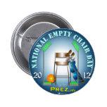 PREZ.info - Empty Chair Pin