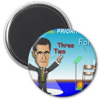 PREZ.info - FORE 2 Inch Round Magnet