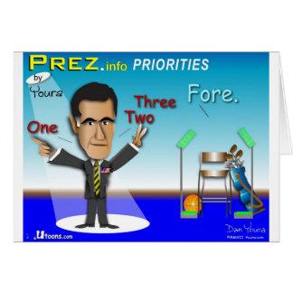 PREZ.info - FORE Card