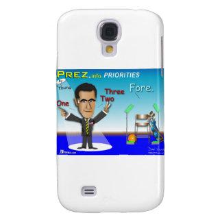 PREZ.info - FORE Galaxy S4 Cover