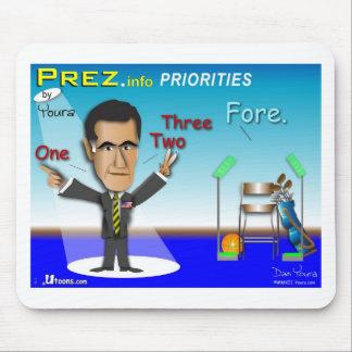 PREZ.info - FORE Mouse Pad