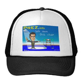 PREZ.info Trucker Hat