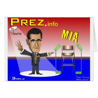 PREZ.info - MIA Card