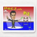 PREZ.info - MIA Mousepads