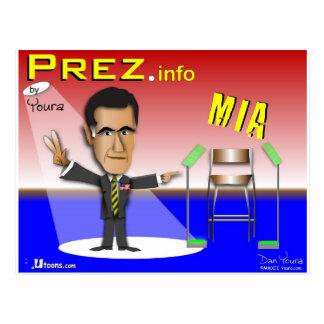 PREZ.info - MIA Postcard