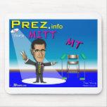 PREZ.info - MITT & MT Mouse Pad