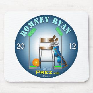 PREZ.info - MT Chair Mouse Pad