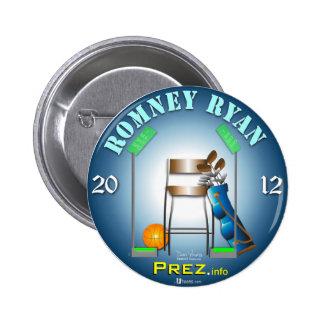PREZ.info - MT Chair Pinback Button