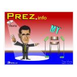 Prez.info Post Cards