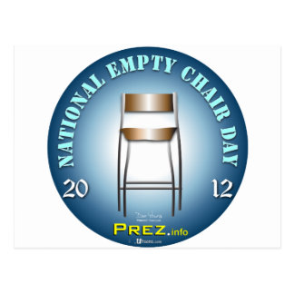 PREZ info - silla vacía 3 Postal