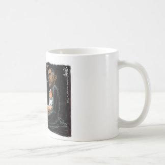 Prez Obama pone los E E U U en la facilidad sobre Tazas De Café