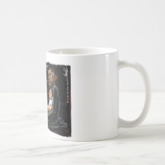 Prez Obama Puts US at Ease about NSA Spying Classic White Coffee Mug