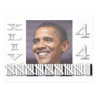 Prez por la copia de los números tarjetas postales