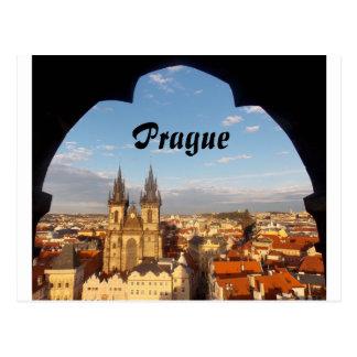 Prgague Postcard