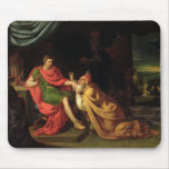 Priam and Achilles Mousepad