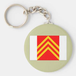 Pribor, Czech Key Chain