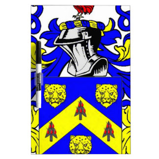 Price Coat of Arms Dry Erase Boards