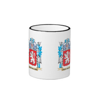 Price Coat of Arms - Family Crest Ringer Coffee Mug