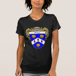 Price Coat of Arms (Mantled) T-Shirt