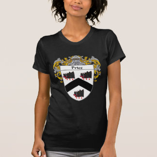 Price Coat of Arms Wales (Mantled) T-Shirt
