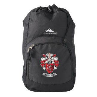 Price Family Crest Coat of Arms Backpack