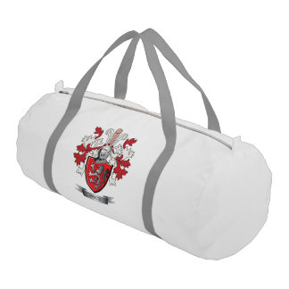 Price Family Crest Coat of Arms Gym Bag