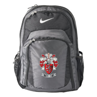 Price Family Crest Coat of Arms Nike Backpack