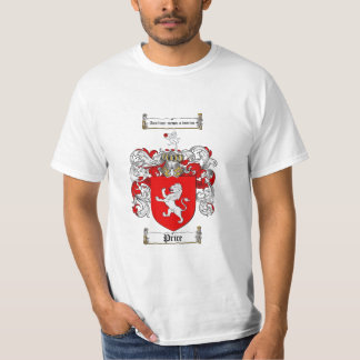 Price Family Crest - Price Coat of Arms T-Shirt