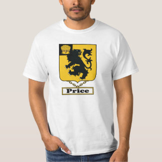 Price Family Crest T-shirt
